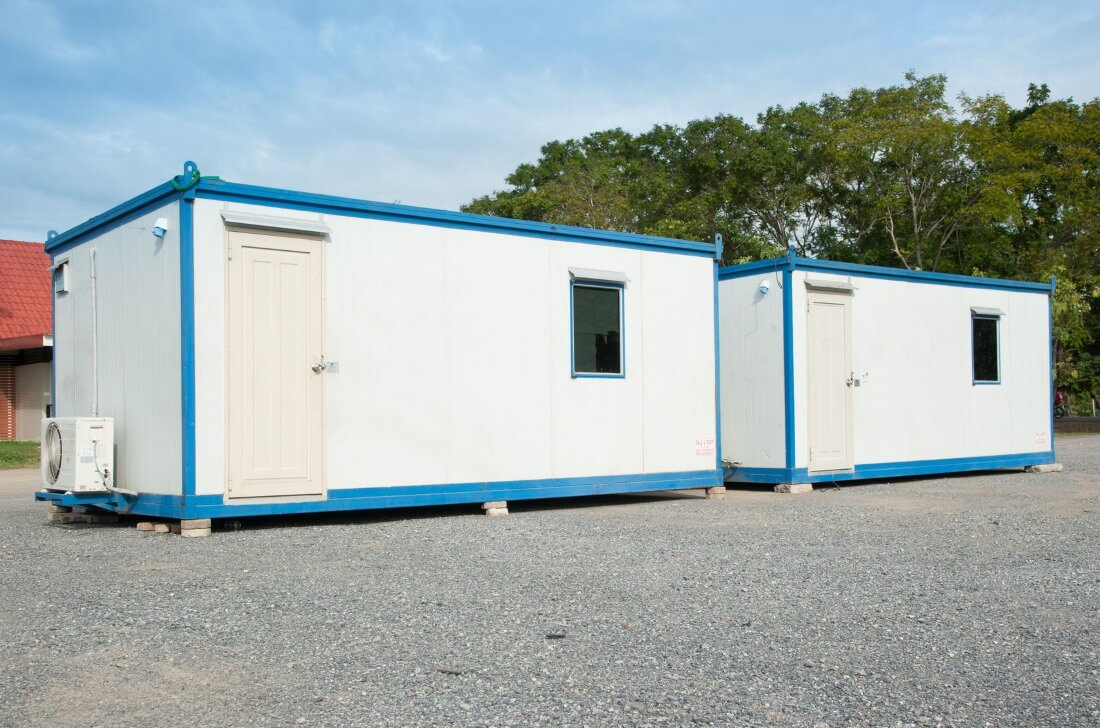 מבנים ניידים למכירה